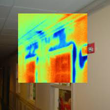 Thermal Imaging Mold Inspection